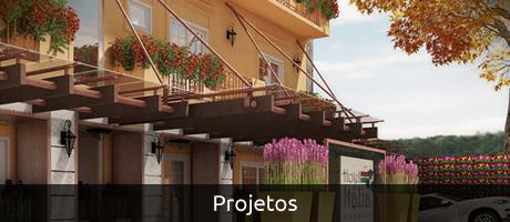 Projetos - Construtora Balsante